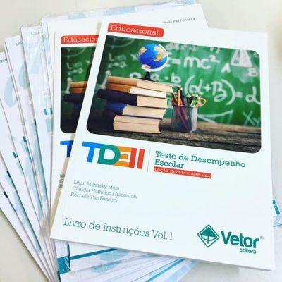 Curso do Teste de Desempenho Escolar - TDE II